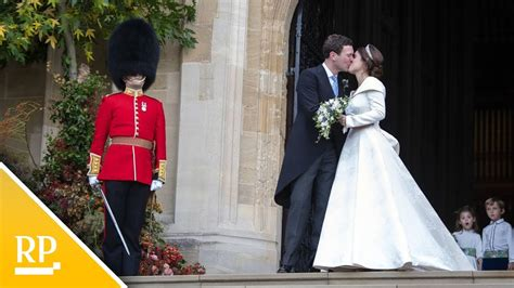 royale hochzeit prinzessin eugenie heiratet jack brooksbank