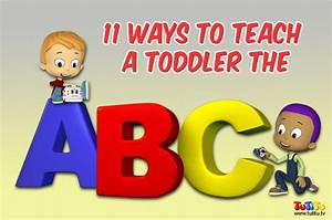 11 ways to teach a toddler the alphabet tutitu videos With teaching toddlers letters