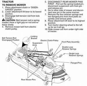 33 Craftsman 54 Mower Deck Parts Diagram