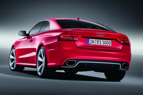New Audi Rs5 Coupe Gets 450hp V8