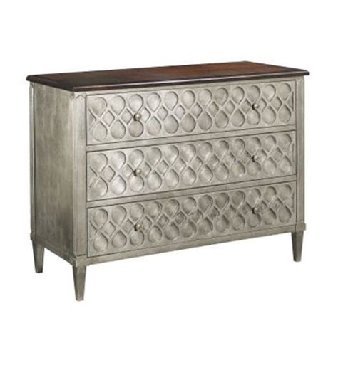 Hickory Chair Chest by Murano Three Drawer Chest From The Atelier Collection By