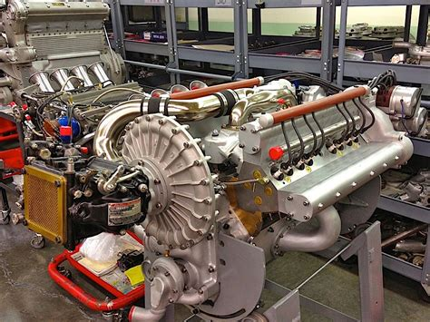 Falconer Engines Exotic Power From Indy To The Skies And