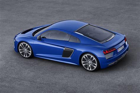 2017 Audi R8 E-tron All-electric Sports Car