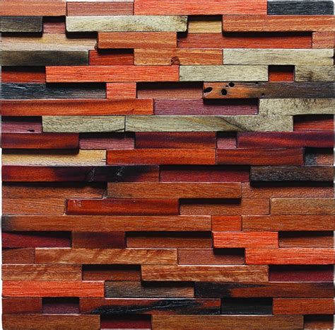 tstwooden tiles design wooden style wall designed