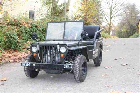 jeep gebraucht kaufen jeep mini willys f 252 r kinder angebote dem auto anderen marken