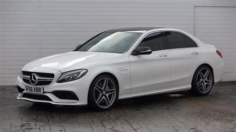 With origins in the first ever car produced by karl benz, mercedes' history is nothing short of amazing. Used 2016 Mercedes-Benz C63 2016 66 Mercedes C Class 4.0 ...