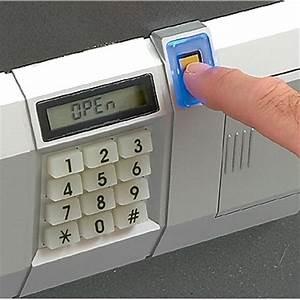 Brink U0026 39 S Biometrics Digital Fire Safe
