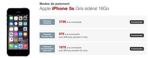 24 fois sans frais pour la premi 232 re fois free propose un iphone en paiement 24 fois sans frais