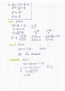 Nullstellen Berechnen Ausklammern : extremstellen extremstellen wendepunkte und nullstellen f r f x 1 5 x 3 4 5 x 3 mathelounge ~ Themetempest.com Abrechnung