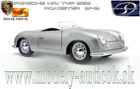 Porsche No1 Typ 356 Roadster 1948 Automodely Cmc