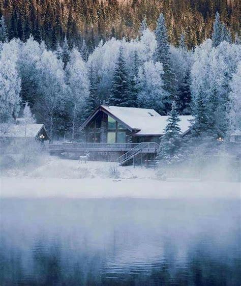 Pin by Monica Janos on Winter Wonderland Alaska house