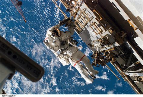 Nasa marks 50 years of spacewalks