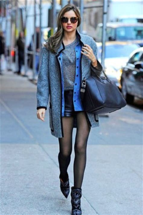 Coat miranda kerr winter coat streetstyle model grey top tumblr sunglasses winter ...