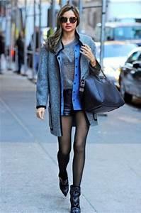 Coat miranda kerr winter coat streetstyle model grey top tumblr sunglasses winter ...