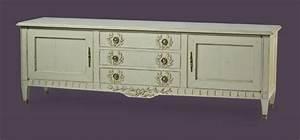 Meuble Tele Bas : meuble t l bas atelier de brou ~ Teatrodelosmanantiales.com Idées de Décoration