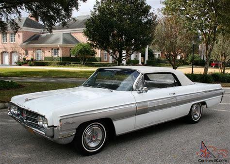 1962 Oldsmobile Starfire Convertible 394 / 335 Hp Power