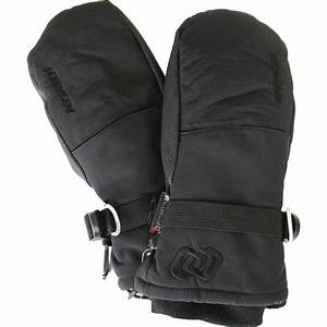 Kombi leather mittens