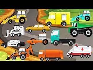 Casse Pour Voiture : casse t te de voitures tout petits pour enfants compilation voiture de police ambulance ~ Medecine-chirurgie-esthetiques.com Avis de Voitures