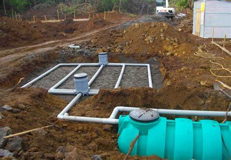 prix installation fosse toutes eaux fosse septique 974