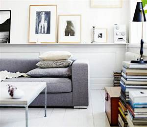 Changer Tissu Canapé : 10 id es pour mettre en valeur un canap gris dans le salon e zine ~ Nature-et-papiers.com Idées de Décoration