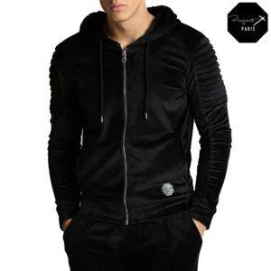 veste de cuisine noir pas cher projet x projectx survêtement ensemble velour peau de