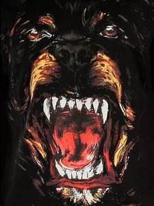 FASHION ELEVATOR : Givenchy Rottweiler T-Shirt