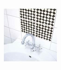 Stickers Carreaux Cuisine : stickers pour carrelage de salle de bain ou cuisine ~ Preciouscoupons.com Idées de Décoration