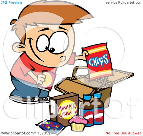 children eating snack clipart    clipartmag