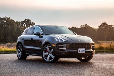 Review Porsche Macan by Review 2017 Porsche Macan Turbo With Performance Package