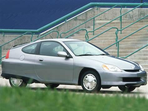 Honda Insight (ze1) '1999–2006
