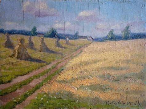 Ceļš pār laukiem - Saldavs Oļģerts - Klasiskās mākslas ...