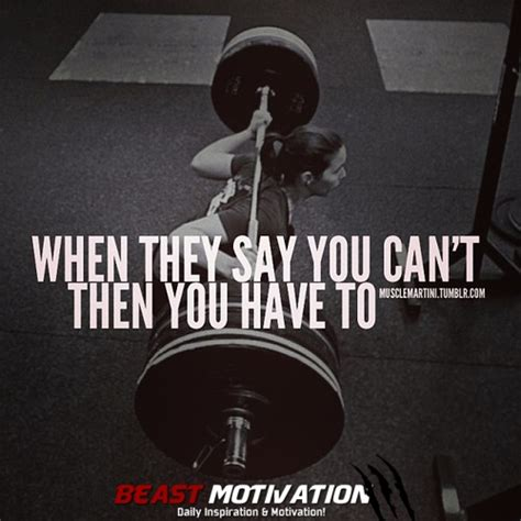 prove  wrong beast motivation