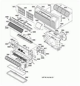 Ge Az52h07dabm1 Air Conditioner