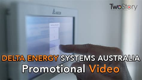 delta energy systems promotional for delta energy systems australia two story