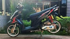 Modifikasi Honda Vario 110 Fi Babylook Simple  Eps 13