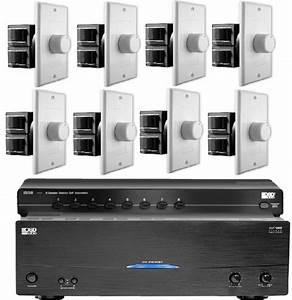8-zone Multi-room Audio Kit