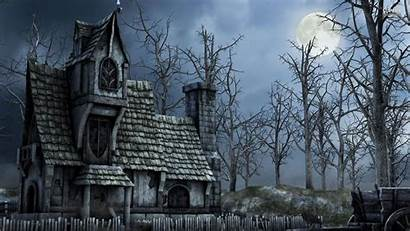 Haunted Wallpapers