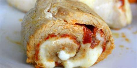 cuisiner escalopes de dinde escalope de dinde roulée au chorizo et mozzarella facile