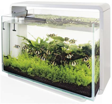 Superfish Home 60 In Weiß Süßwasser Aquarien Sets 41 Bis 65 L