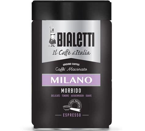 Последние твиты от milano coffee (@milanocoffeemy). Bialetti Milano ground coffee for espresso - 250g