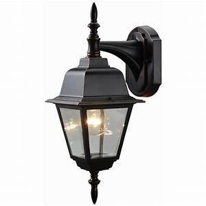 Oil rubbed bronze outdoor exterior light fixture