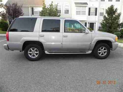 Buy Used 2000 Gmc Yukon Denali 4x4 Awd One Owner Private