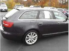 2010 Audi A6 Avant Wagon Quattro For Sale Columbus Ohio