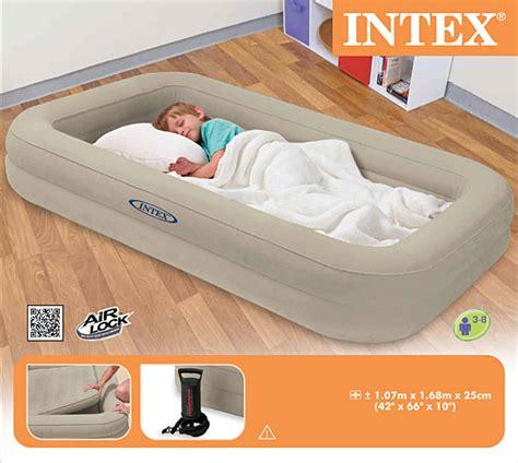 Intex Reisebett Luftbett +pumpe Gästebett Bett Matratze