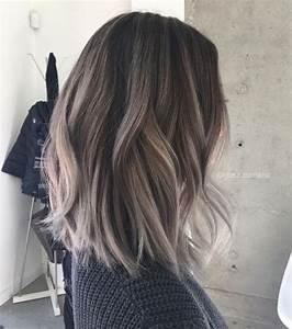 les 25 meilleures idees de la categorie balayage blond With toutes les couleurs grises 13 les 25 meilleures idees de la categorie cheveux gris sur