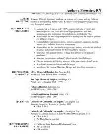 nursing grad resume sles 100 is cv and resume same curriculum vitae cv for
