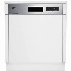 Lave Vaisselle Encastrable Pas Cher : lave vaisselle beko achat vente lave vaisselle beko ~ Dailycaller-alerts.com Idées de Décoration