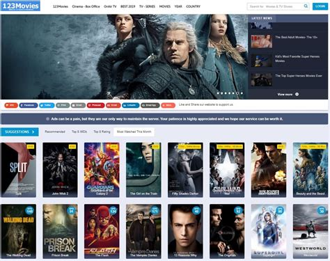 123movies | Watch Movies and TV Series online for free on ...