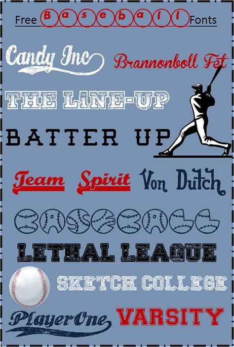 blogging basics  baseball fonts baseball font silhouette fonts sports fonts