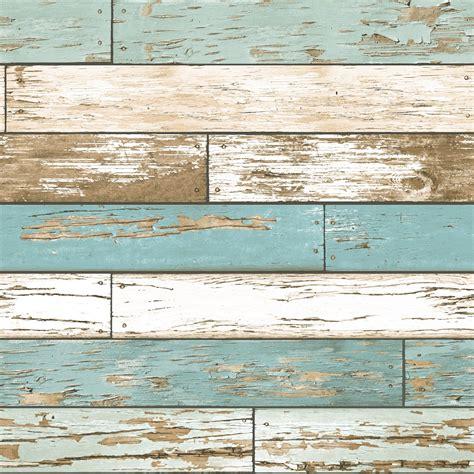 a prints scrap wood teal wallpaper 2701 22318